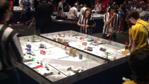 FLL Competition tables